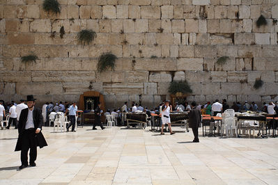Western Wall, (c) Michael Willems